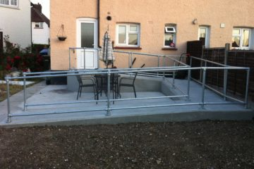 Disabled Access Ramps (DDA)